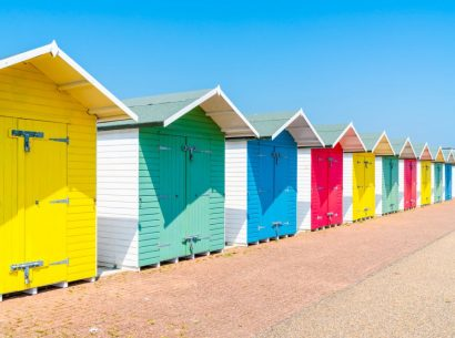 UK beach huts