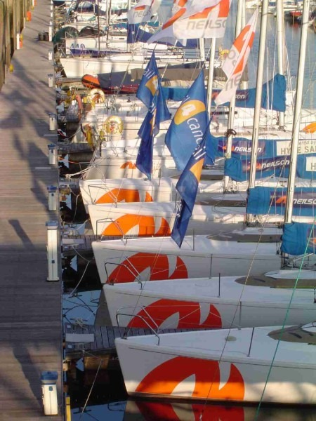 Neilson support Sail 4 Cancer